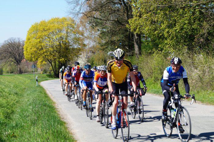 RST Lübeck: Radtraining mit Rekordbeteiligung