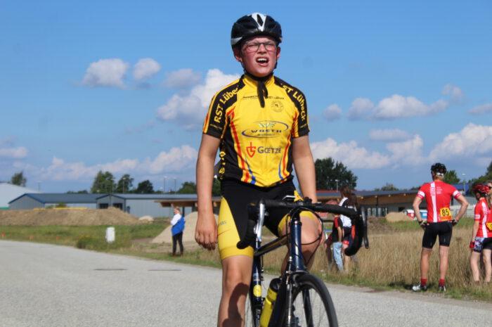RST-AKTION für die Jugend: 25 km-Streckenfahren