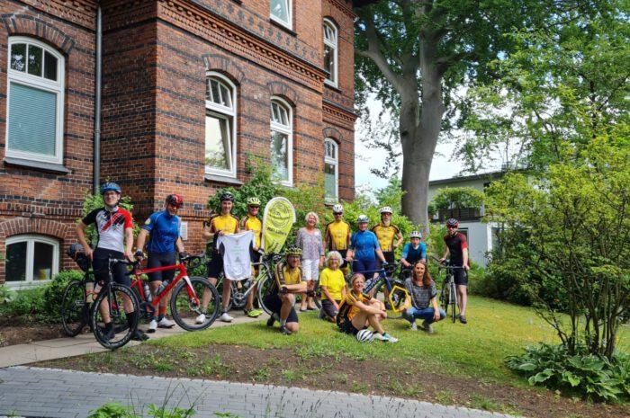 Bericht SOLO Charity Ride 2021