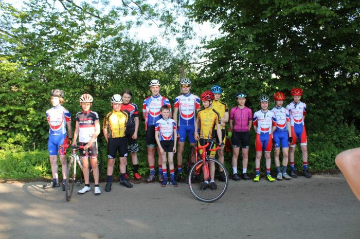 Jugend-Trainingsrennen beim Kieler RV