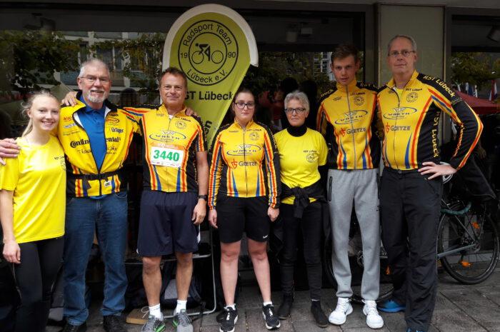 RST Lübeck startet beim Lübecker Staffelmarathon