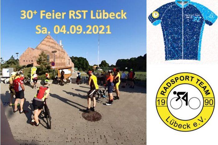 30+ Jahre RST Lübeck: Hinweise zur großen Feier