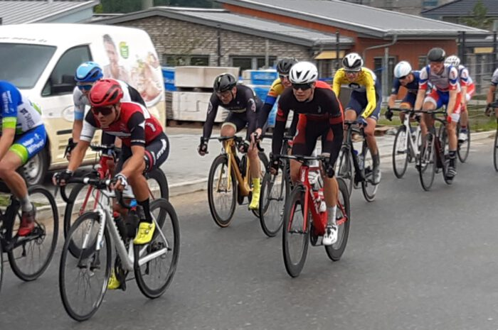 Radrennen: S-Cup in Bad Segeberg