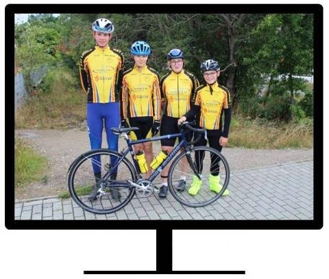 Trainingsrennen in Raisdorf für die Jugend